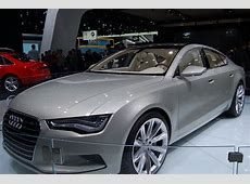 Audi Sportback concept Wikipedia