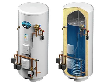 range tribune xe pre plumbed single zone indirect unvented cylinders unvented cylinder
