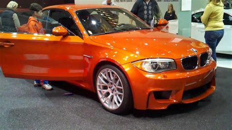 2012 Bmw M1 Coupe At Naias Detroit