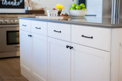 Kitchen Hardware 27 Budget Friendly Options  The Harper