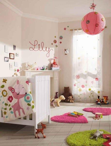 chambre d h es au fil de l eau décoration chambre bebe theme jardin