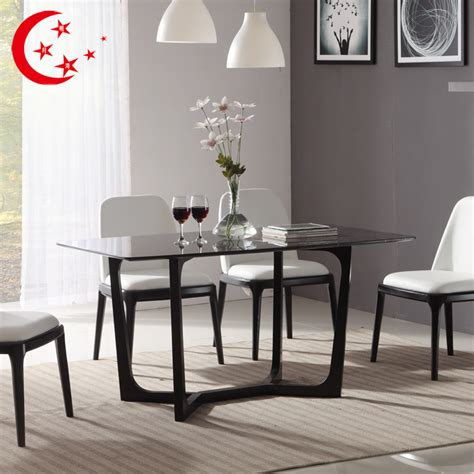 marble and wood dining table nordic wood dining table marble dining table and chairs
