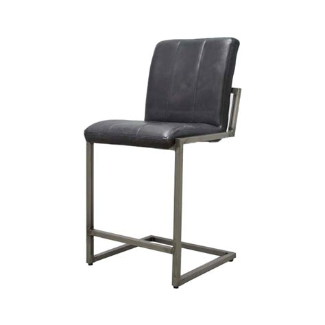 lederen stoelen kleuren zooff designs stork barkruk 6 kleuren lederen stoelen