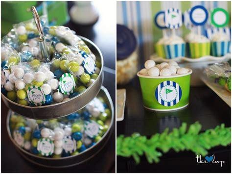 tommys golf swim birthday party  tomkat studio blog