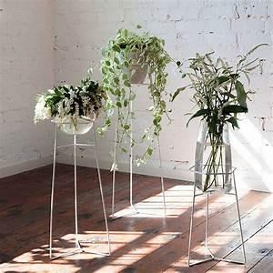 Pot Pour Plante Intérieur : porte plante interieur design ~ Melissatoandfro.com Idées de Décoration