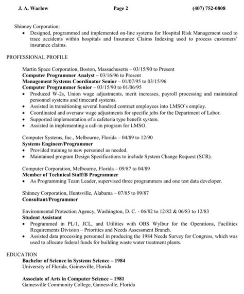 Resume Preparation by Career Mobility Office Resume Preparation For