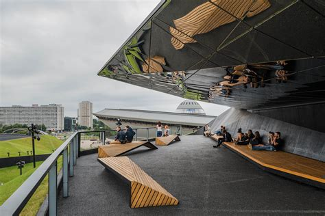 Katowice International Conference Centre  Jems Archdaily