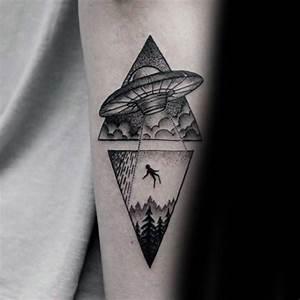 Top 63 Alien Tattoo Ideas  2020 Inspiration Guide