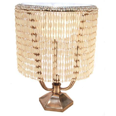glass bead table l ruhlmann bronze alabaster glass bead table l art deco