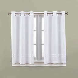 Bathroom Curtains 54 Drop by Bath Window Curtains Bed Bath And Beyond Canada