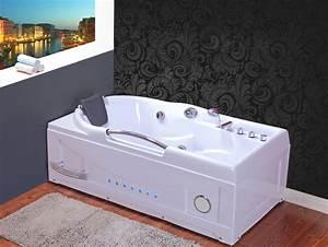 Baignoire D Angle Brico Dépot : baignoire dangle 120x120 brico depot baignoire balneo ~ Dallasstarsshop.com Idées de Décoration