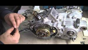 Yz125 Part 13  2 Stroke Stator  Flywheel And More