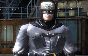 Batman: Arkham Origins - Red Son Batman Suit - YouTube