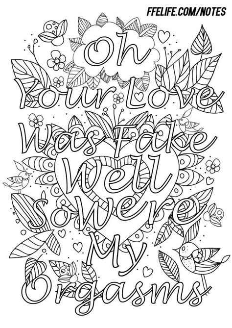 454 best Vulgar Coloring Pages images on Pinterest