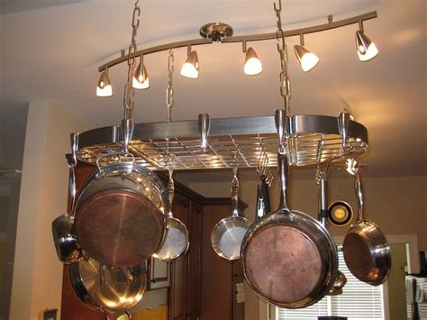 kitchen island with hanging pot rack 83 best pot rack ideas images on kitchen ideas