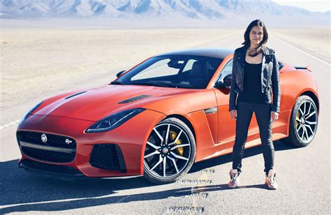 Watch Fast & Furious Star Michelle Rodriguez Reach 201mph