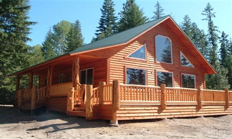 Lake Cabin Plans With Loft Cabin Building Plans, Lake