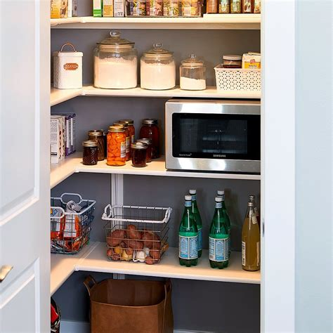 Today, i'm going to show you how i created a pantry space of my own and share a few more food storage ideas! Freestanding Pantry Ideas | Custom pantry, Pantry design, No pantry solutions