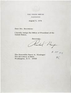 FileLetter of Resignation of Richard M Nixon, 1974 jpg  Wikimedia mons