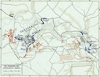 Battle of Chancellorsville - Wikipedia
