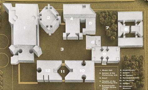 yale campus map louis kahn architect architecture design e architect