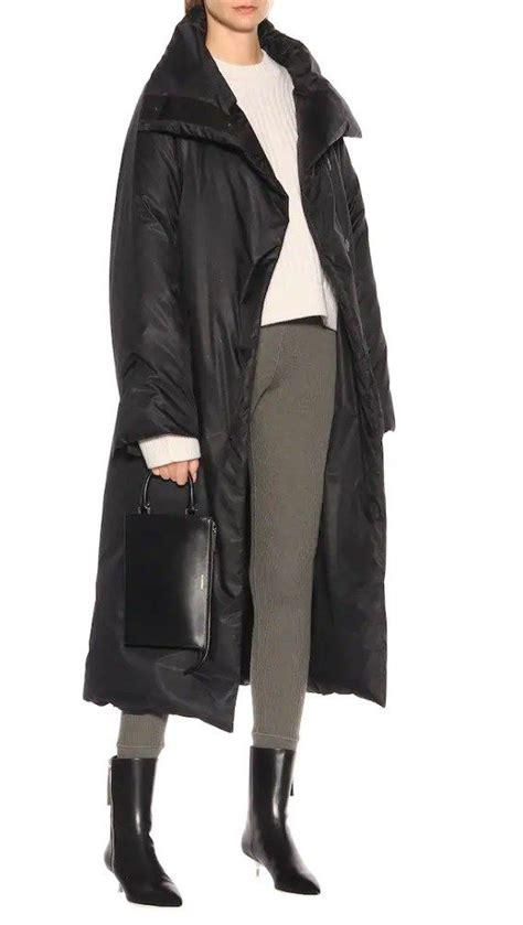 Модные пуховики зима 20182019 стильные образы