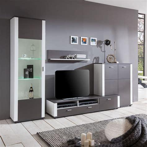 Meuble Tv Gris Et Blanc Meuble Tv Gris Et Blanc Id 233 Es De D 233 Coration Int 233 Rieure Decor