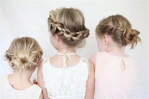 Coiffure Petite Fille Facile : des coiffures pour petites filles qui vont vous faire craquer j 39 ai dit oui ~ Dallasstarsshop.com Idées de Décoration