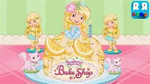 Princess Lemon Meringue Cake - Strawberry Shortcake Bake ...