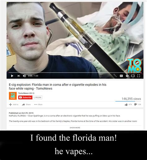 Florida Man Meme - breaking news florida man found meme by jimmiyo memedroid