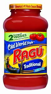 Ragu and Ronzoni: A Match Made in Heaven!