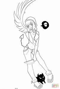 Anime Mdchen Ausmalbilder Ausmalbilder Webpage