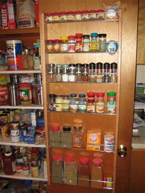 Wooden Spice Rack For Pantry Door by Top 54 Ideas About Spice Rack On