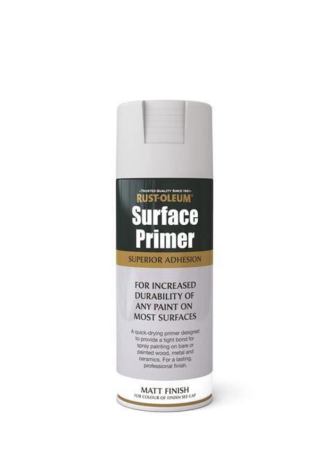 rust oleum surface primer aerosol andrews coatings