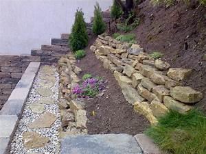 Hang Bepflanzen Pflegeleicht : pflegeleichter garten anlegen pflegeleichter vorgarten ~ Lizthompson.info Haus und Dekorationen