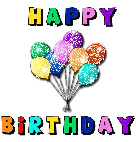 Happy Birthday Animated Images Emoticons Animated Gifs Collections Animated Happy