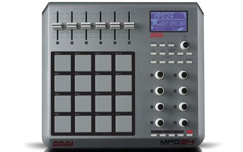 mpd akai professional iconic  production gear