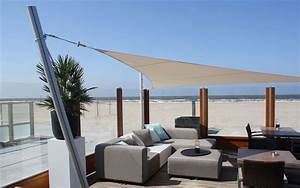 umbrosa shade sail ingenua With toile auvent de terrasse