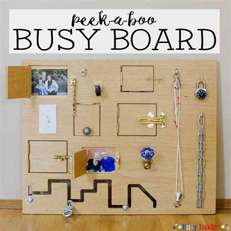 light board for kids busy board peek a boo edition busy