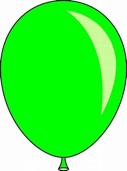 Balloon Balloons Clip Clipart Ballon Transparent Single