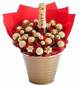 Außergewöhnliche Geschenke Für Frauen : ideas para obsequiar chocolates ferrero rocher en navidad weihnachtsgeschenke frauen pinterest ~ Yasmunasinghe.com Haus und Dekorationen