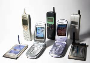 Cell Phones From 2003