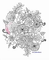 Coloring Pills Pages Happy Adult Etsy sketch template