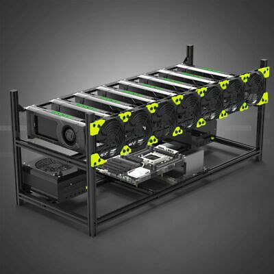 Don't overclock or push exotic memory configurations, as the. BITCOIN MINING RIG   0 GPU, Starter Setup - Altcoin Cryptocurrency   Arcadia   eBay