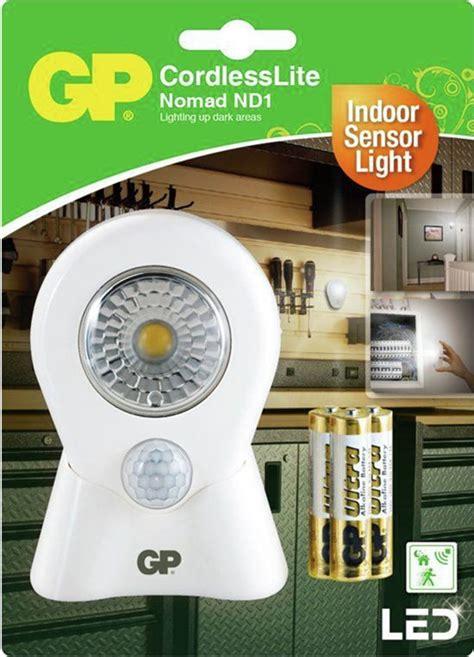 bolcom gp lighting nachtlampje met bewegingssensor