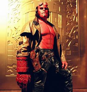 Aw, crap! Hellboy brings Hell to Death Battle! by ...