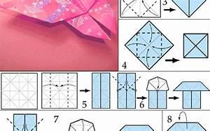 Origami Schmetterling Anleitung : origami schmetterling mit anleitung freshouse ~ Frokenaadalensverden.com Haus und Dekorationen