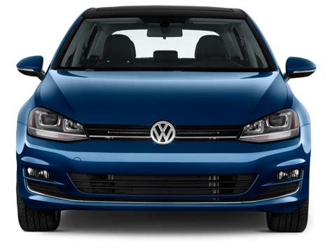 2016 Volkswagen Golf Tsi Sel by Image 2016 Volkswagen Golf 4 Door Hb Auto Tsi Sel Front