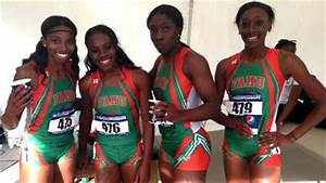 Rattler Nation: Lady Rattler 4x100m team qualifies for ...