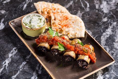 vegetarian moussaka recipe great british chefs